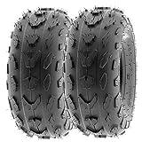 SunF 18x7-7 18x7x7 ATV UTV Tires 4 PR Tubeless A007