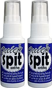 Just Add Water Jaws Quick Spit Antifog Spray