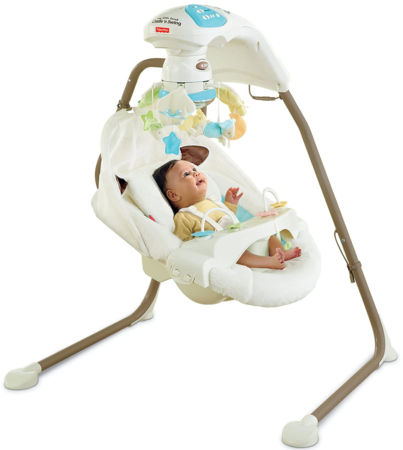 897db58df Amazon.com   Fisher-Price Cradle  n Swing with AC Adapter
