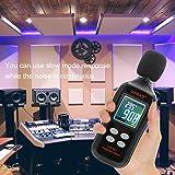 Digital Sound Level Meter, UYIGAO Mini Sound