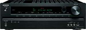 Onkyo TX-SR309 5.1 Channel Home Theater Receiver (Discontinued by Manufacturer)