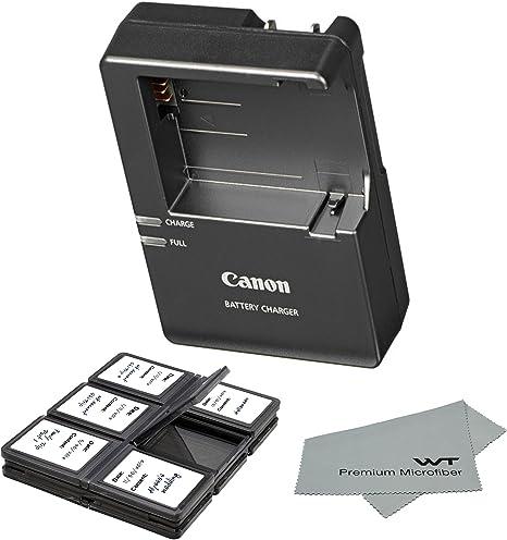 Amazon.com: Canon LC-E8E Cargador rápido de repuesto para ...