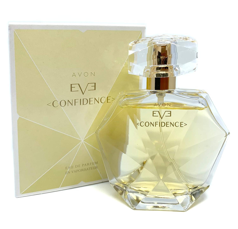 Amazoncom Avon Eve Confidence Eau De Parfum For Her 50ml 17fl