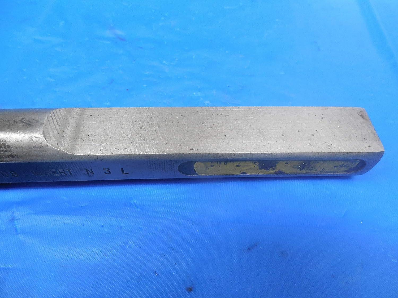 KENNAMETAL B 2508 INDEXABLE Insert Boring BAR N 3 L Inserts .785 Shank Dia .7850