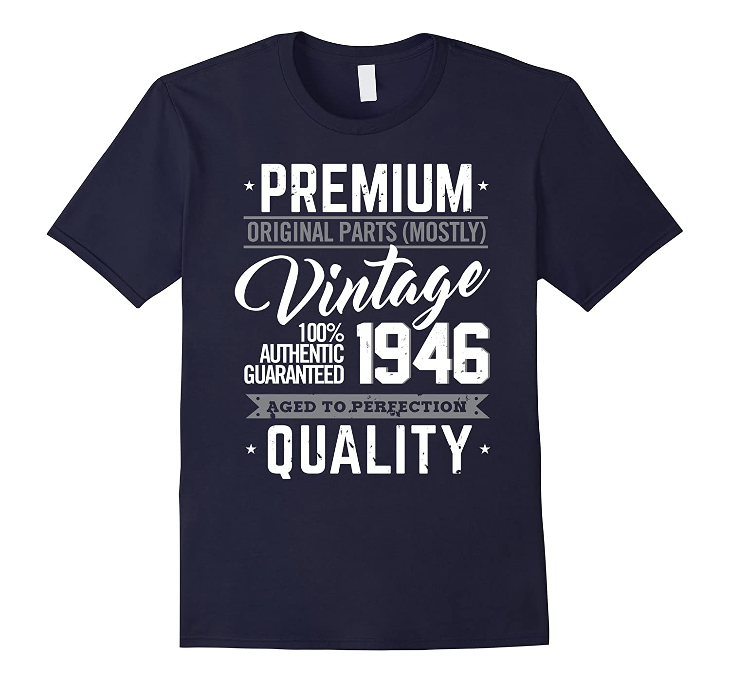 1946 Vintage Aged to Perfection - 70th Birthday Gift Present-TH