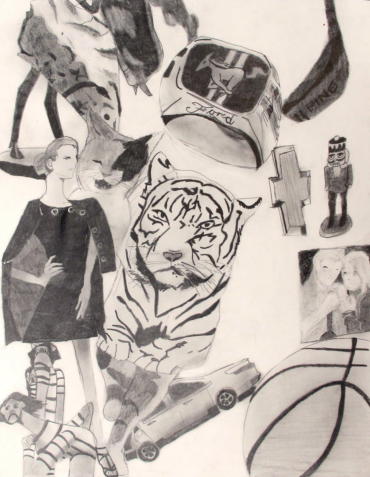 Fashion Tiger by