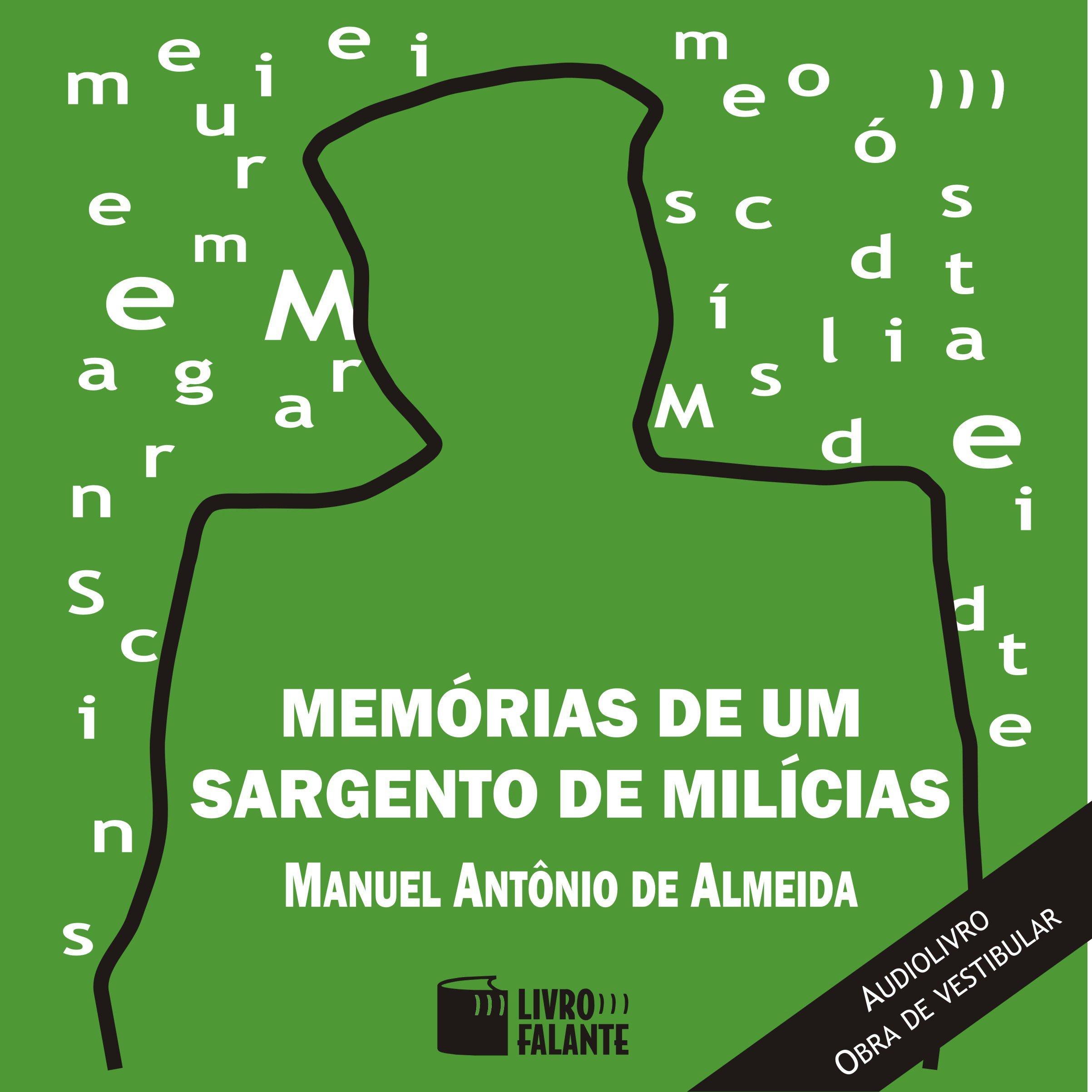 Memórias de um sargento de milícias | Audiolivro
