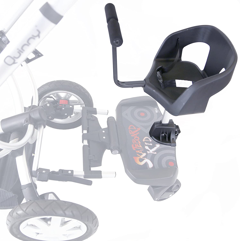 iSafe Saddle PLUS Seat For SegBoard Sep Sit Pram Buggy Board