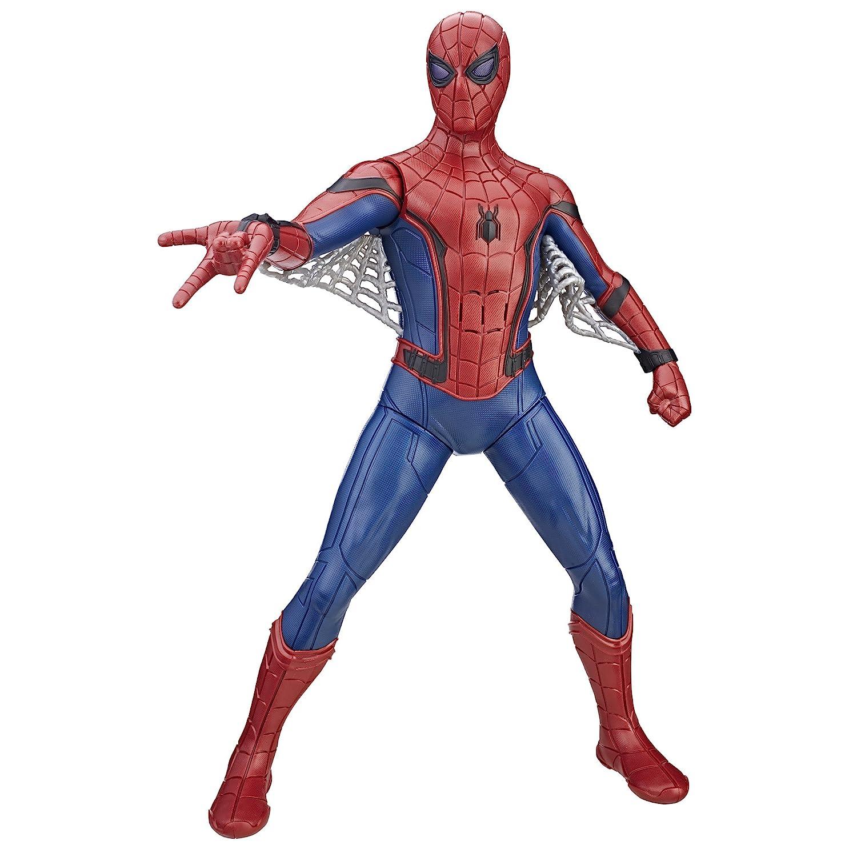 Marvel Spiderman Spiderman B96911010 Spiderman Titan Interaktive