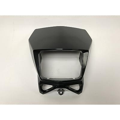 2002-2020 SUZUKI DR-Z DRZ 400S SM DR 200 650 OEM HEAD LIGHT COVER MASK (Black): Automotive