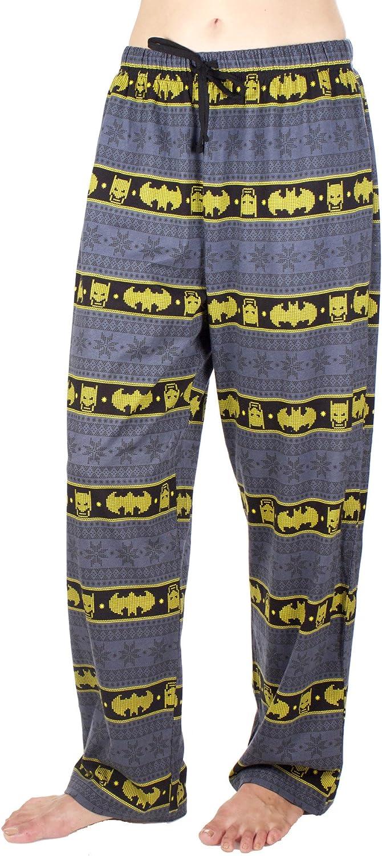 DC Comics Batman Fair Isle Unisex Lounge Pants