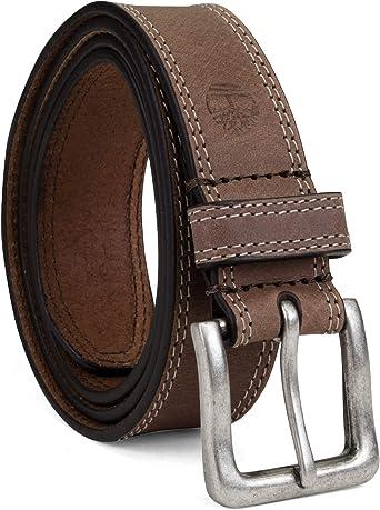 New Men/'s All Brown Belt Size 38-40 Brand New!