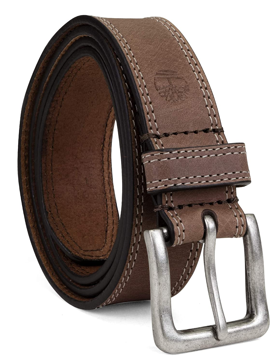 Timberland Boot Leather Belt Men/'s