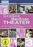 Großes Berliner Theater, Vol. 3 - Bertolt Brecht: Die Tage der Commune - Herr Puntila und sein Knecht Matti - Der kaukasische Kreidekreis (DDR TV-Archiv) [3 DVDs]