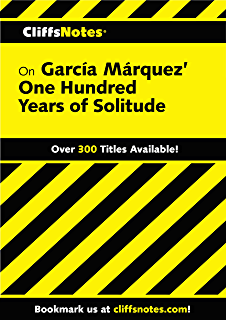 Amazon one hundred years of solitude by gabriel garca marquez cliffsnotes on garcia marquez one hundred years of solitude fandeluxe Gallery