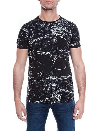 3d8e91efbbcee6 Ritchie - T-Shirt Mephisto - Homme - XXL - Noir: Amazon.fr ...