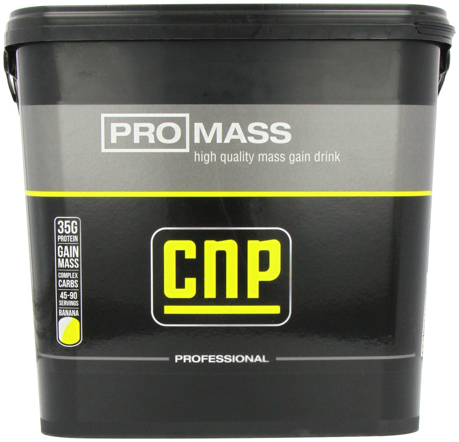 CNP Pro Mass 4.5KG Banana