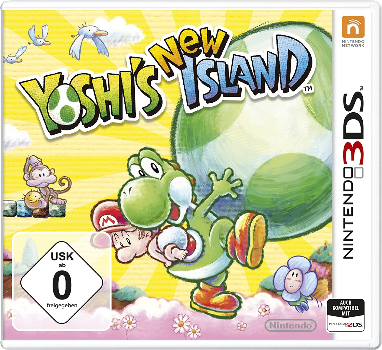 Nintendo Yoshis New Island, 3DS - Juego (3DS, Nintendo 3DS ...