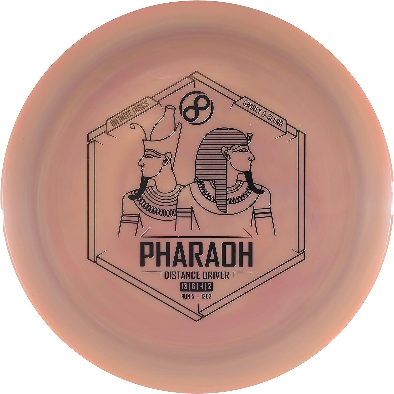 Infinite Discs Pharaoh distance driver