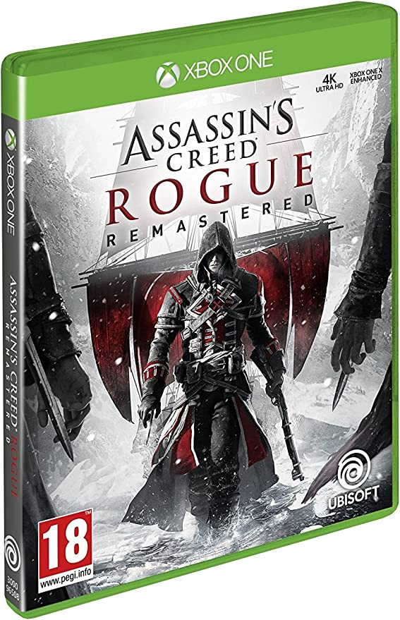 Assassins Creed: Rogue Remastered: Amazon.es: Videojuegos