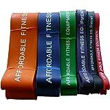 Resistenza Band Per Energia Sollevamento - Crossfit - Pull up - 15 a 80kg - Bande venduti singolarmente