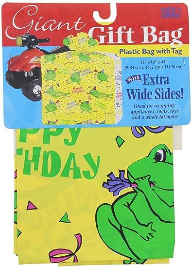 Amazon GIFT BAG GIANT 36 X 96 44 BIRTHDAY