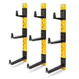 Dewalt 3-Piece Wall Mount Cantilever Rack for