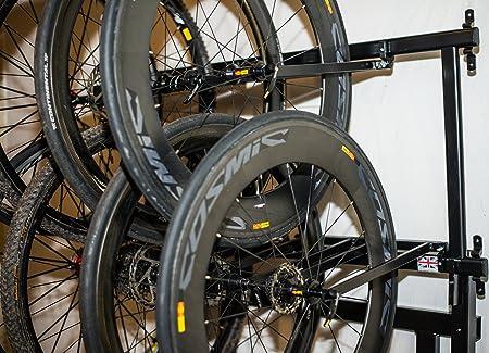 8 Bike Wheel Storage Rack & 8 Bike Wheel Storage Rack: Amazon.co.uk: DIY u0026 Tools
