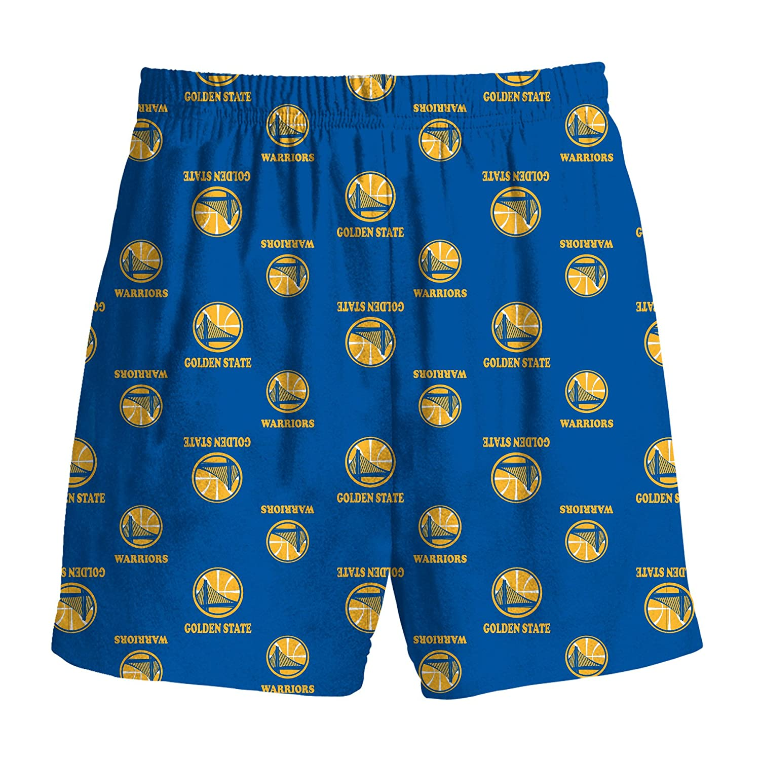Amazon Golden State Warriors OuterStuff Print Youth Pajama