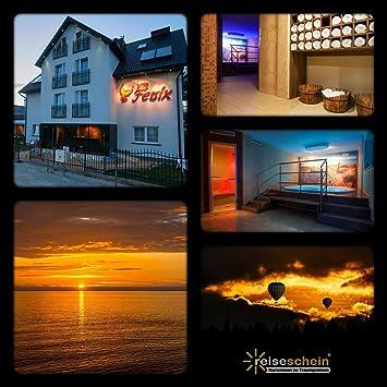 Viaje para 8 días de cupones vacaciones en Villa Fenix Hotel en el balneario henken Copenhague En El Norte de Polonia - Temporada S: Amazon.es: Deportes y ...
