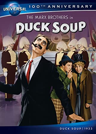 Amazoncom Duck Soup Dvd Digital Copy Universals 100th