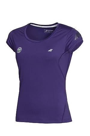 Babolat Mujer Oberbekleidung Performance Wimbledon Caps Corta ...