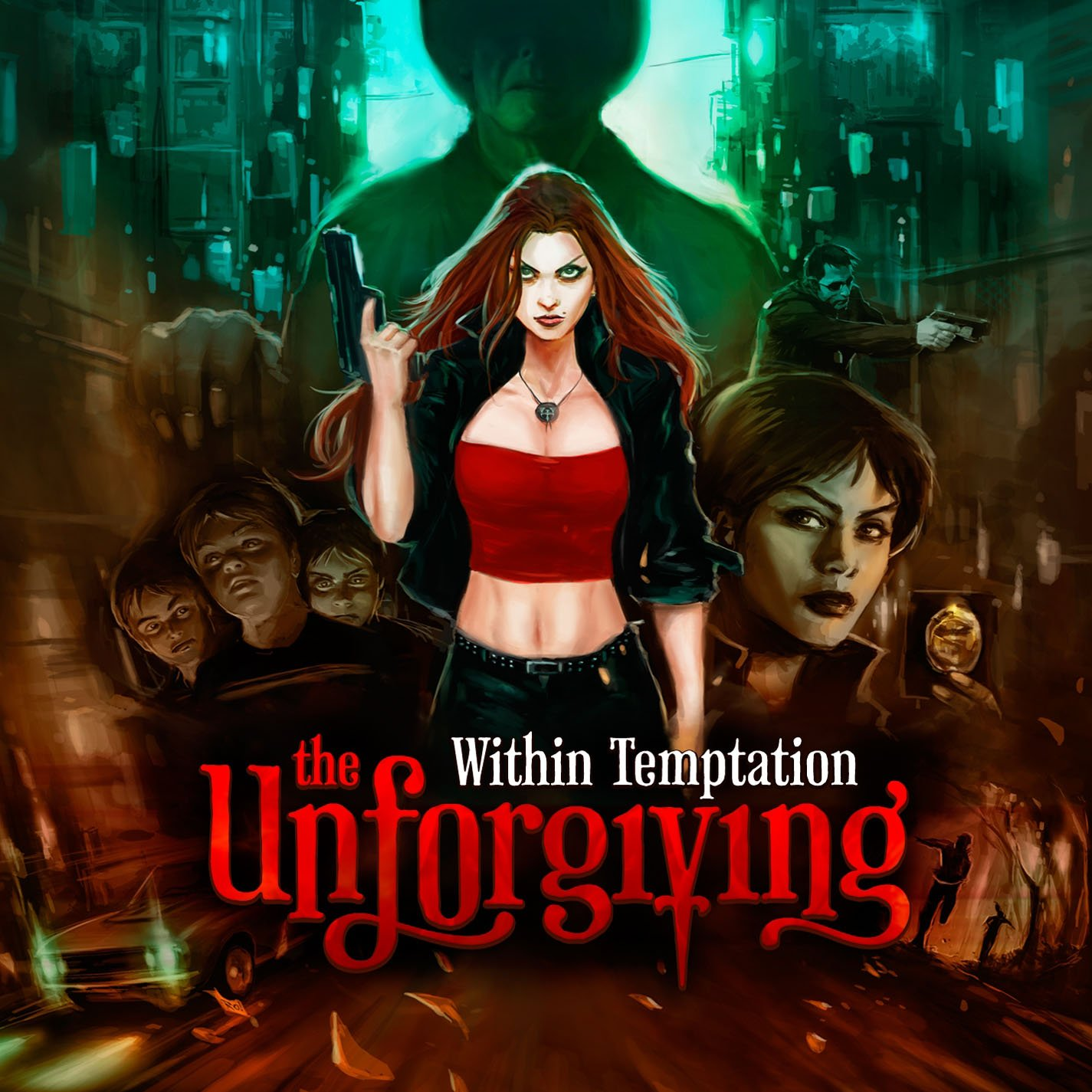 Within Temptation - Unforgiving The Special EditionCDDVD