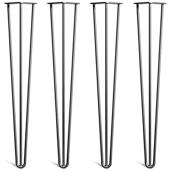 4x Haarnadel Tischbeine Austauschbare Tischu0026Schrank Beine Für Heimwerker    Mitte Des Jahrhunderts Modern Stil   Verfügbar