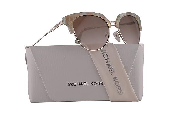 e3b1476519ac Image Unavailable. Image not available for. Color: Michael Kors MK1033 Savannah  Sunglasses ...