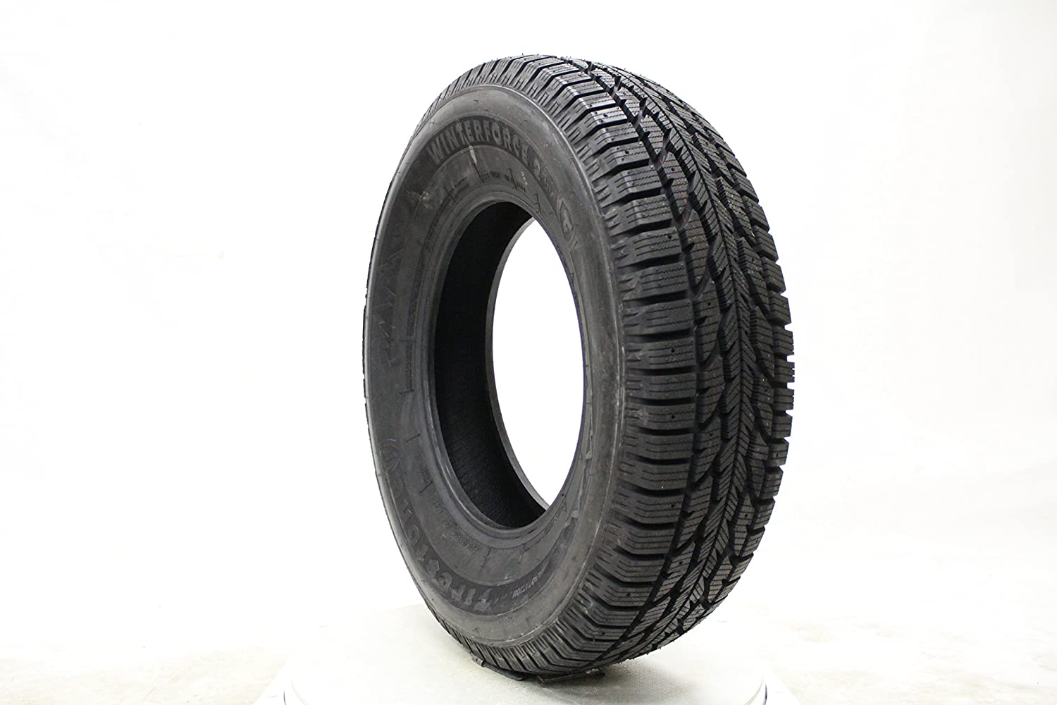 Firestone Winterforce 2 UV Studable-Winter Radial Tire - 235/65R17 104S 148300