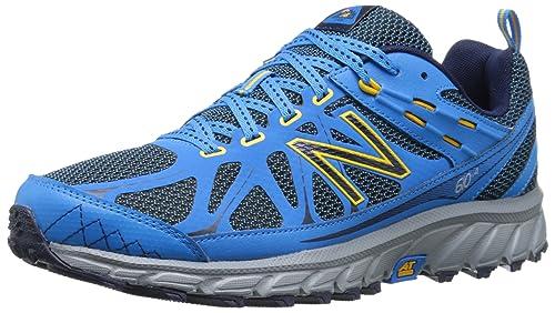 NEW BALANCE MT610 TRAIL - Zapatillas de deporte para hombre, color azul, talla 40: Amazon.es: Zapatos y complementos