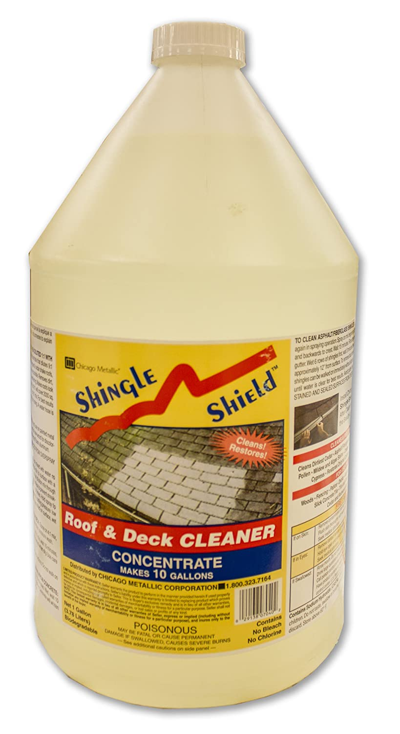 50%OFF ROOF STAIN REMOVER For Biofilm, Mold Cleaner, Algae, Moss And