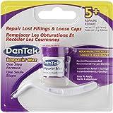 DenTek Temparin Max Lost Filling and Loose Cap Repair Kit | One Step Formula | 5+ Repairs | 0.04 Ounces | 1-Pack
