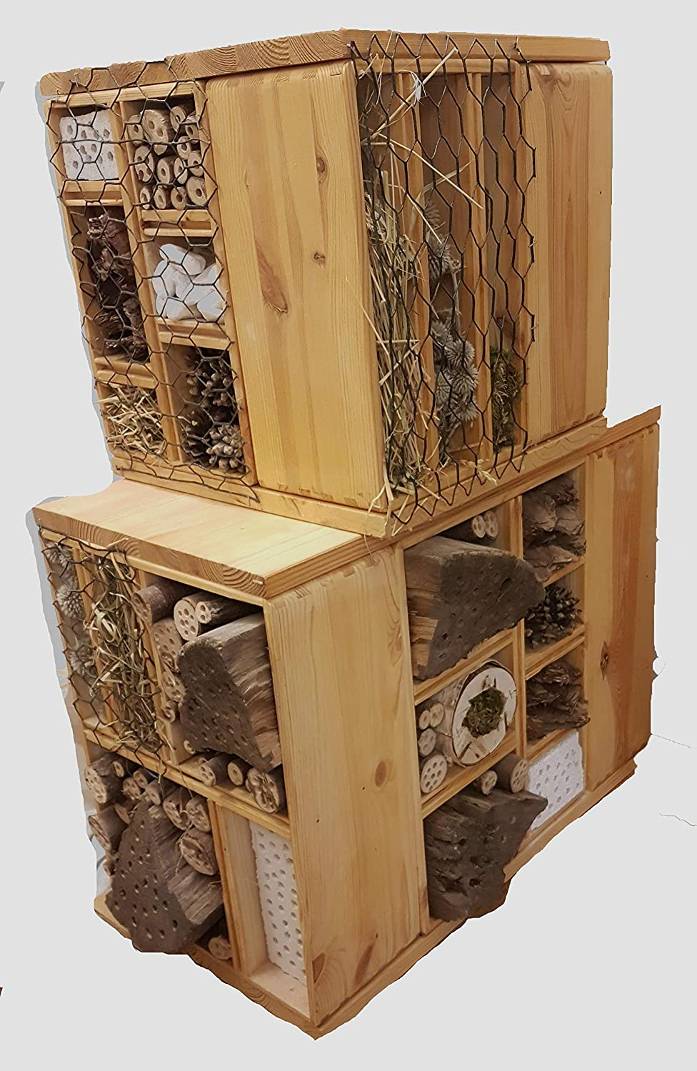 D2K2 Insect Hotel Cube Set