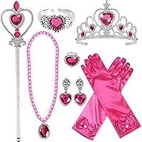 Joinfun Disfraz Princesa Anna Accesorios de Vestir