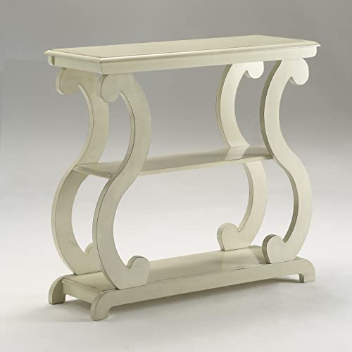 Crown Mark Lucy Table Ivory, Console