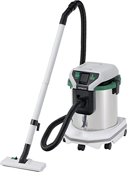 Hitachi RP250YE Industrial Vacuum Cleaner Green 11 Pieces