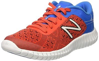 2bc7813a0b4e7 New Balance Boys  Flexonic 99 Marvel  Spiderman  Running Shoe