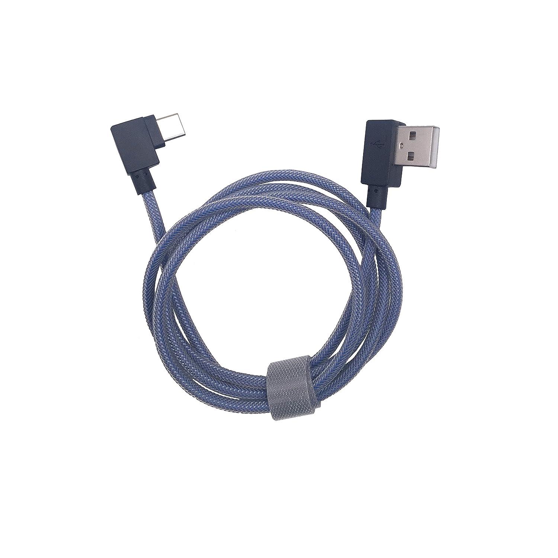 USB C Kabel , QGhappy 1M (90 Grad: Amazon.de: Elektronik