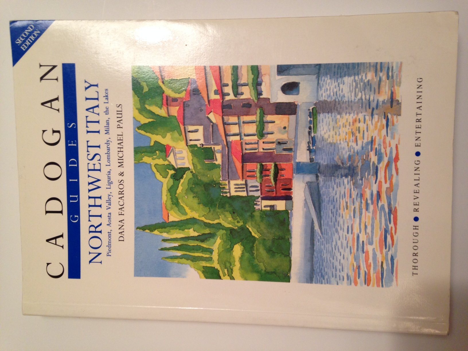 Read Online Northwest Italy: Piedmont, Aosta Valley, Liguria, Lombardy, Milan, and the Lakes PDF