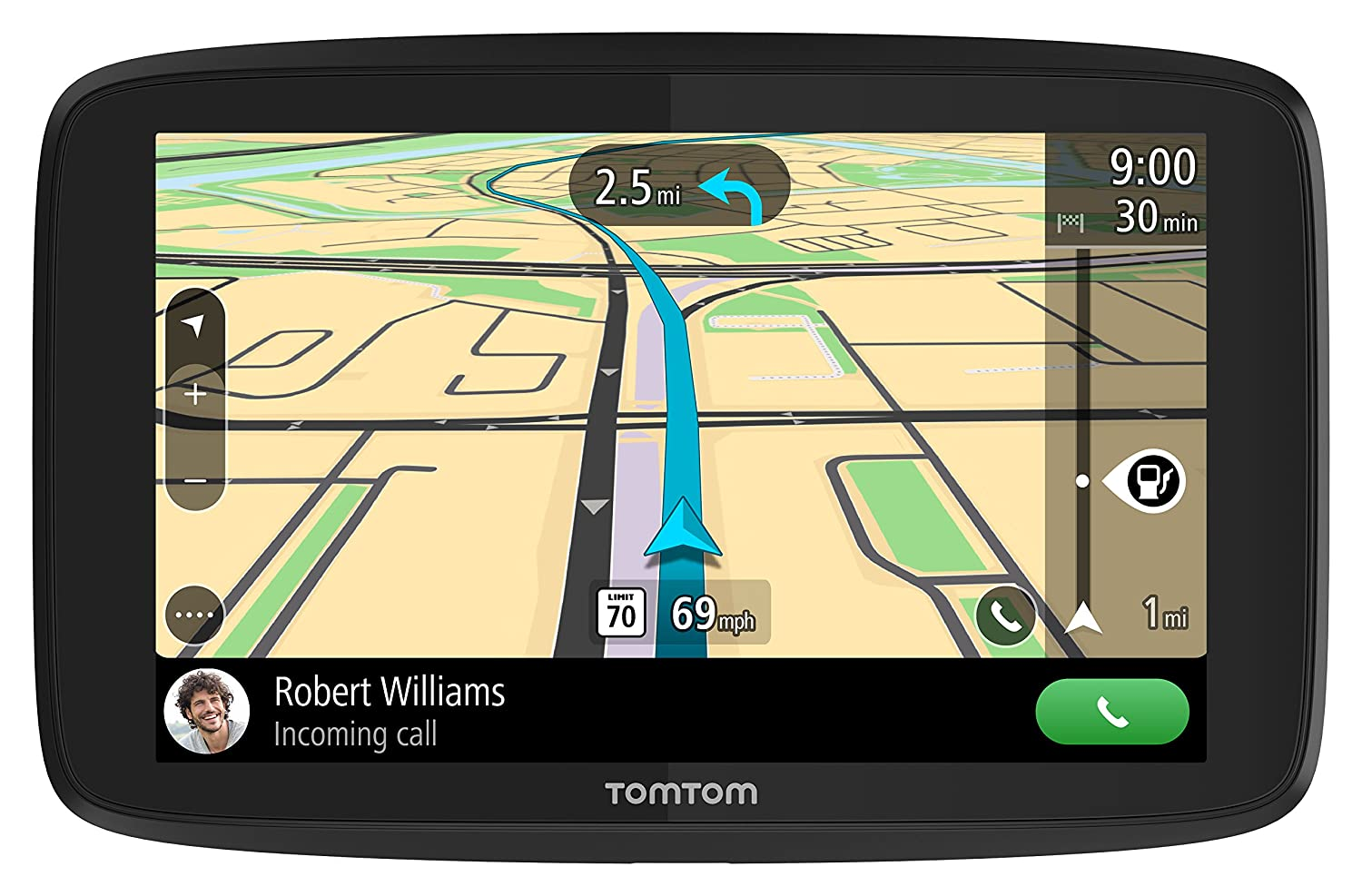 Amazon.com: TomTom GO 520 5 Inch GPS Navigation Device with Free