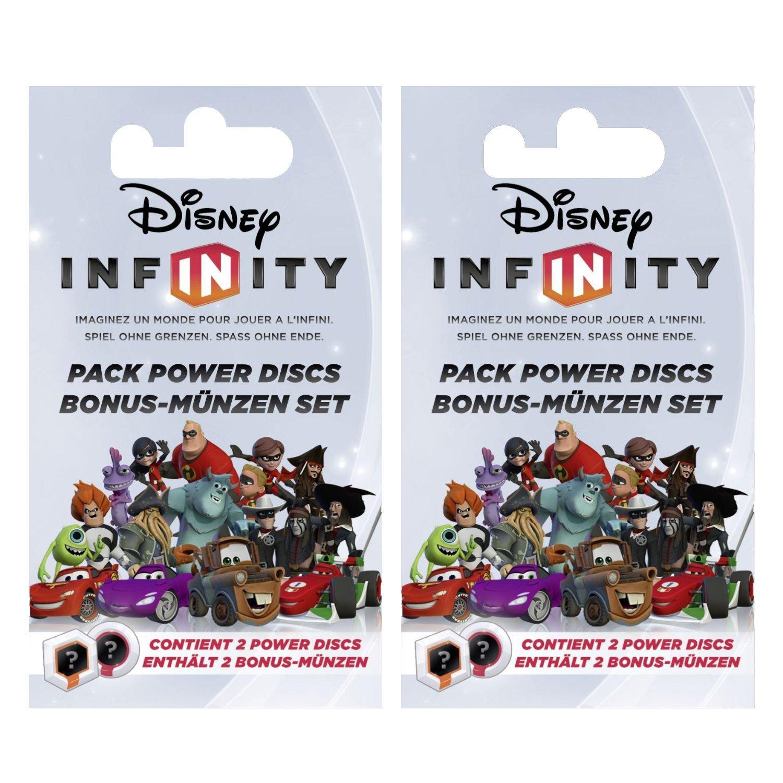 Disney Infinity Bonus Münzen Doppelpack 4 Münzen German Version