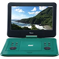 Impecca 13.3 Inch Swivel Screen Portable DVD Player & Deluxe Travel Bag