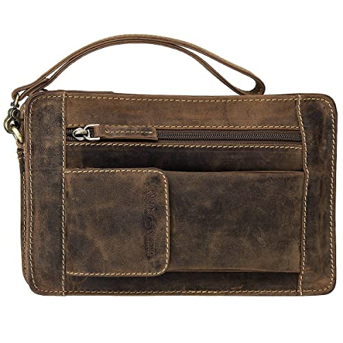 3c94aaaa78 Greenburry Vintage borsa uomo pelle 22 cm: Amazon.it: Scarpe e borse